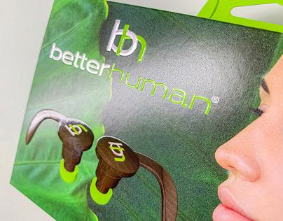 Better Human – Sustainable Premium Packaging