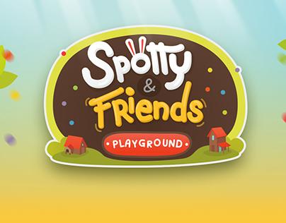 Spotty & Friends - Kidz Game App