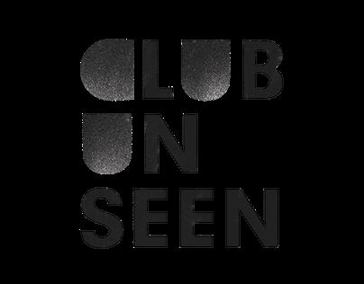 CLUB UNSEEN AR Animations
