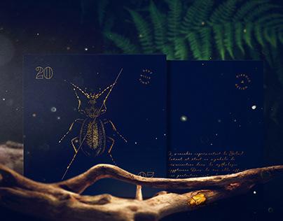 New Year 2020 - Diabolo Design - Greeting Card