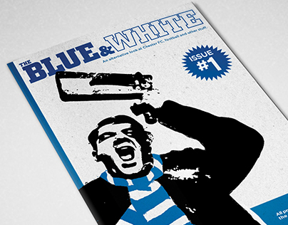 The Blue & White Fanzine