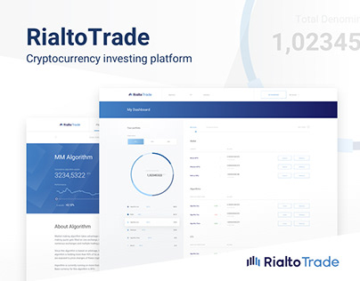 RialtoTrade - Cryptocurrency investing platform