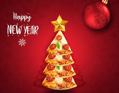 Happy New Year   Social Media