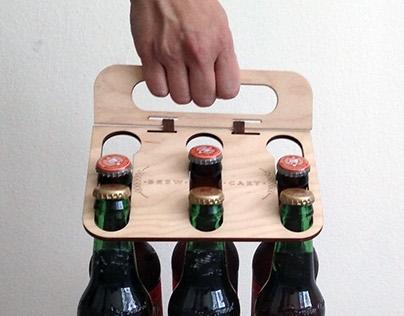 Brew Cart Beer Carrier