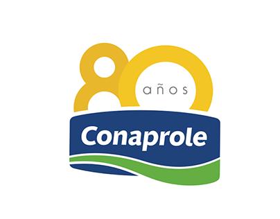 80 años - Conaprole