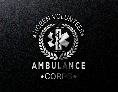 Ambulance Service Logo Design