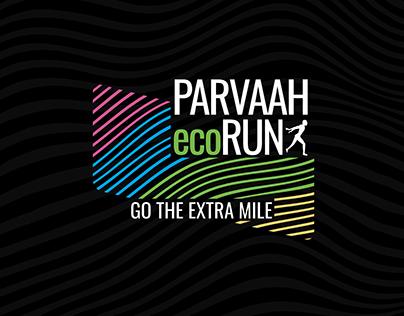 Parvaah ecoRun 2019: Event Branding