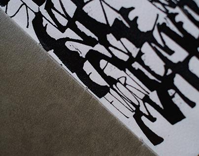 Lino Ganci Calligrapher