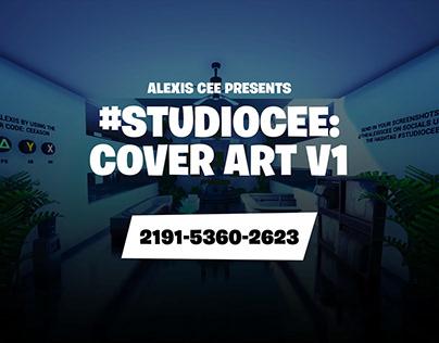 StudioCee: Cover Art V1 in Fortnite