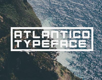 Atlantico Typeface (Free & Editable)