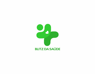 Health Blitz Logo created for São Leopoldo town hall