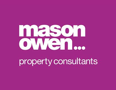 Mason Owen Rebrand