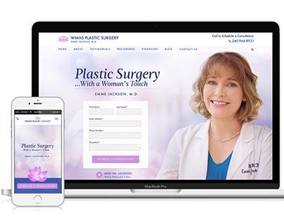 WMHS Plastic Surgery Website
