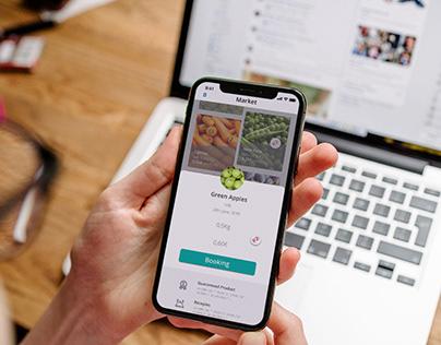 TheFood / Market App