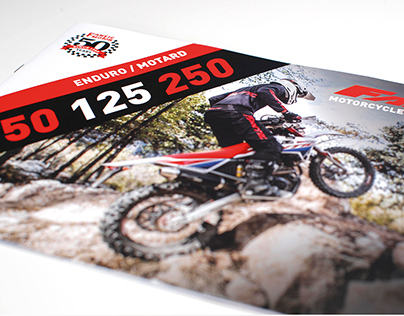 Fantic Motor 2018 Motorcycle Range brochure