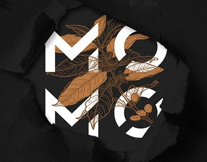 MOMO | Café de especialidad » Branding + Dir. de Arte