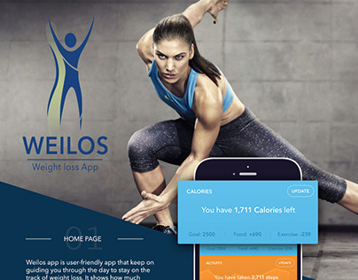 Weilos - Weight loss App