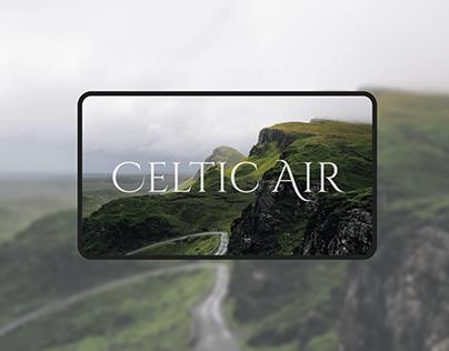 Celtic Air - Packaging