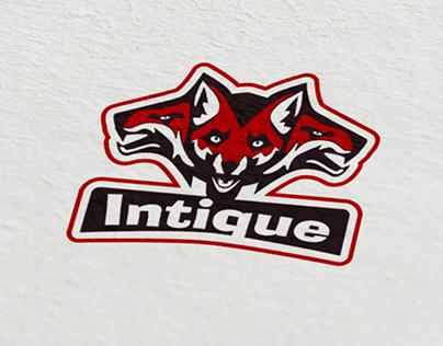 Logo : Intique