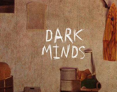 DARK MINDS game design course on Wizo Haifa Collage