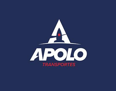 Apolo Transportes • Branding