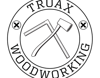 Truax Woodworking Logo