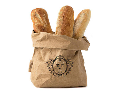 Revolux Studios - Bread Label & Packaging Design