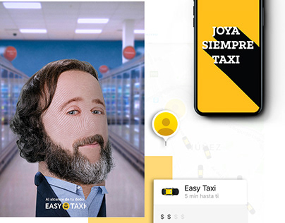 Easy Taxi Argentina Ad