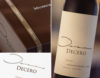 Packaging design Decero