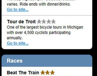 Detroit Bike Guide