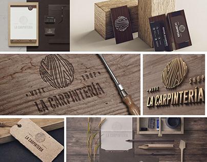 La Carpintería - Brandbook (Manual de Identidad)