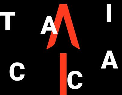 TAICCA web design
