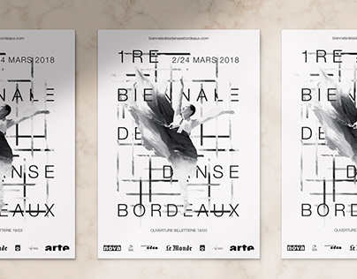 Poster / Program - Dance Event