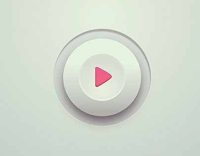 Button UI Design Concept