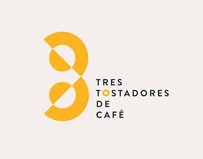 Tres Tostadores de Café - Brand Identity