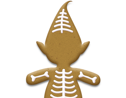 Gingerbredize Yourself - Xmas app