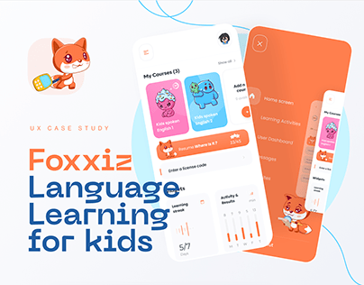 Foxxiz - English learning app