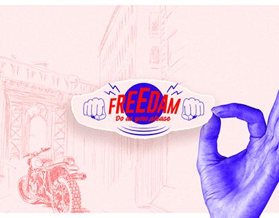 FreedaM - Campaign Ideation
