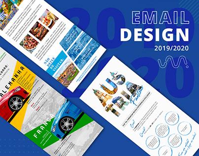 Email Design 2019/2020