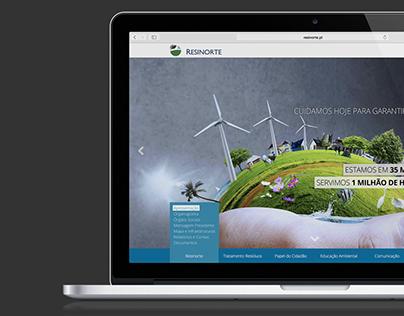 Resinorte Website