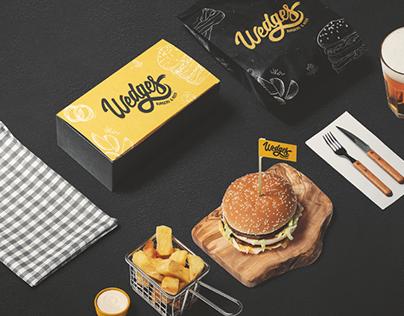Redesign da Haburgueria Wedges Burger