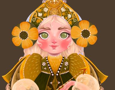 Russian dolls (fairytale version)