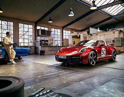 Porsche 911 Targa 4S Heritage Design Manufactur