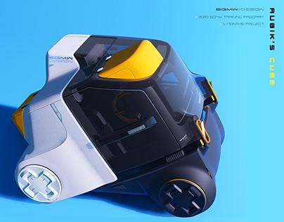 Rubik's Cube Concept