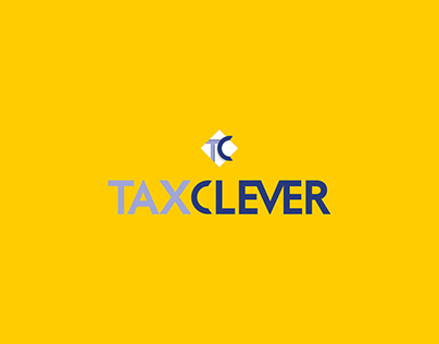 TaxClever Logotype & Stationery