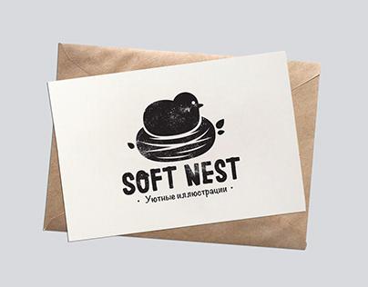 Брендинг для «Soft nest»
