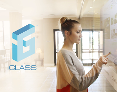 iGlass Touchscreen