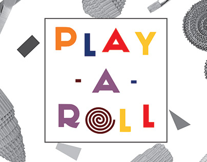 PLAY-A-ROLL : Sustainable Toy Kit