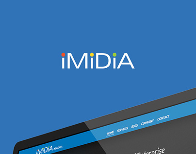 iMiDiA Website Design