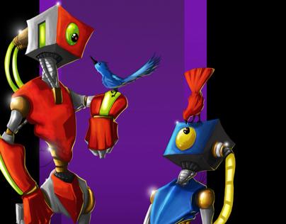 Curious Robots